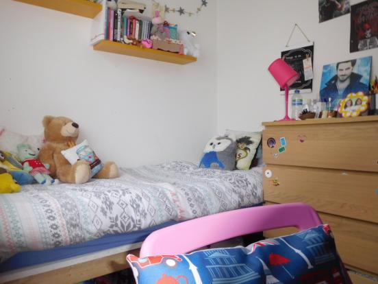 Bedroom/ Study