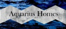 Aquarius Homes, Bath logo
