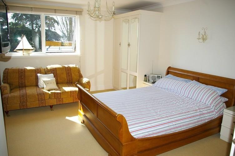 ONE OF 4 DOUBLE BEDS