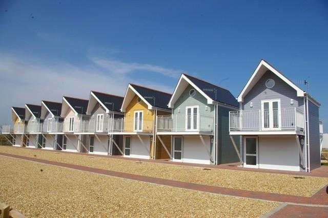 Residential Beach Huts For Sale Uk