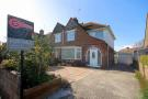 semi detached property in Henry Avenue, Rustington