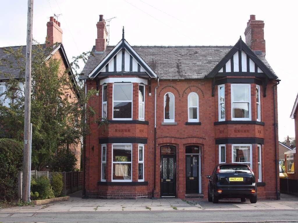3 bedroom semi detached house for sale in victorian semi for Victorian garden house