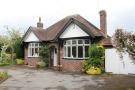 Detached Bungalow in Church Lane, Wistaston