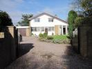 Detached house in Newcastle Road, Woore