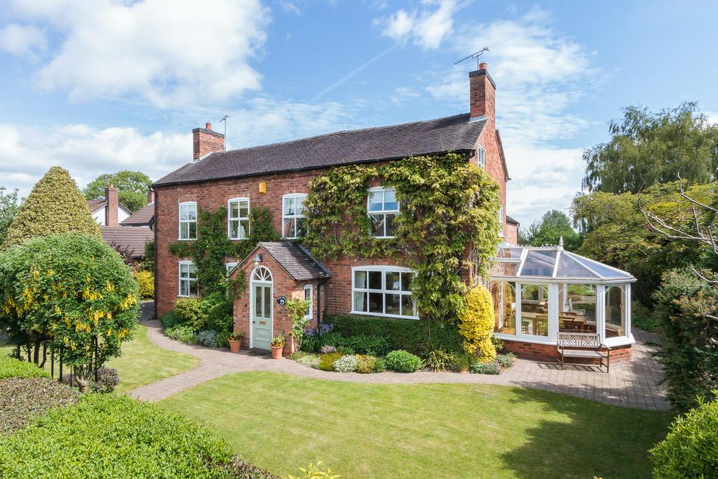 5 Bedroom Farm House For Sale In Willaston Cw5