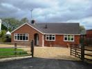Detached Bungalow in Chorlton Lane, Cuddington