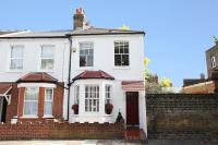 2 bed house to rent in Magnolia Road, Chiswick ...