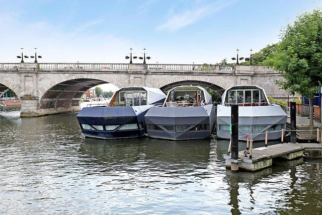 2 bedroom house boat for sale in panther quay kingston for West motor company kingston