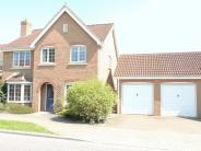 4 bed Detached home in Kingsmead