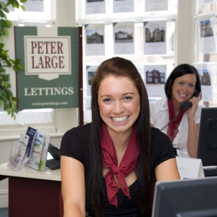 Peter Large Lettings , Rhyl - Lettingsbranch details
