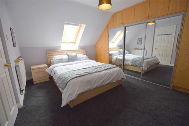 Fifth Double Bedroom