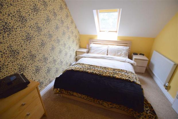 Sixth Double Bedroom