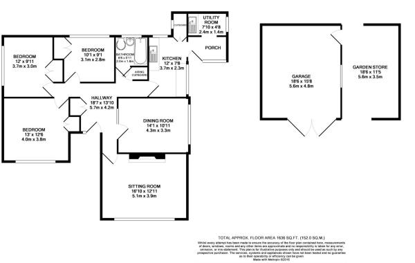 landscape floor plan