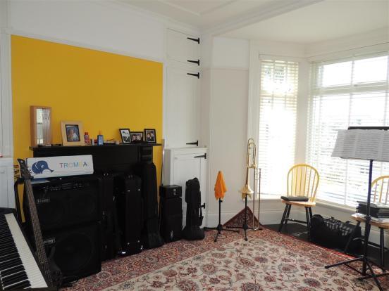 Reception Room 1: