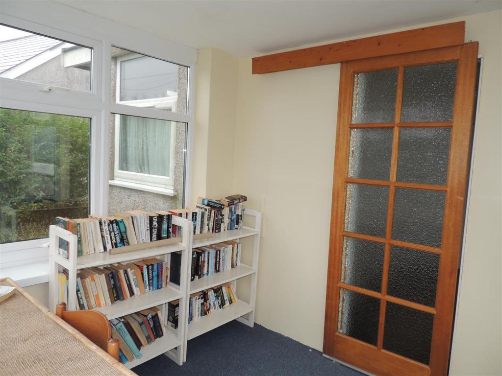 Entrance Porch: