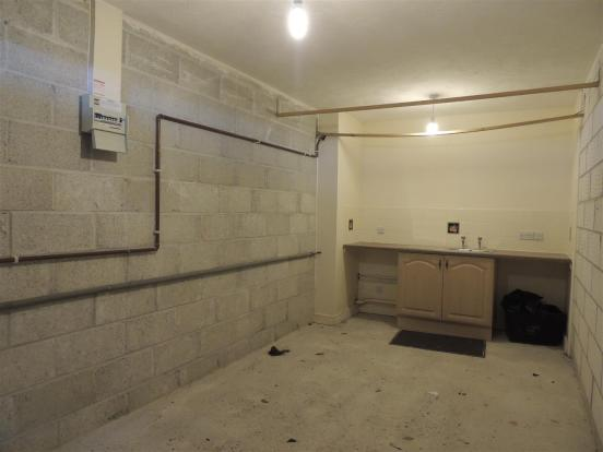 Integral Garage: