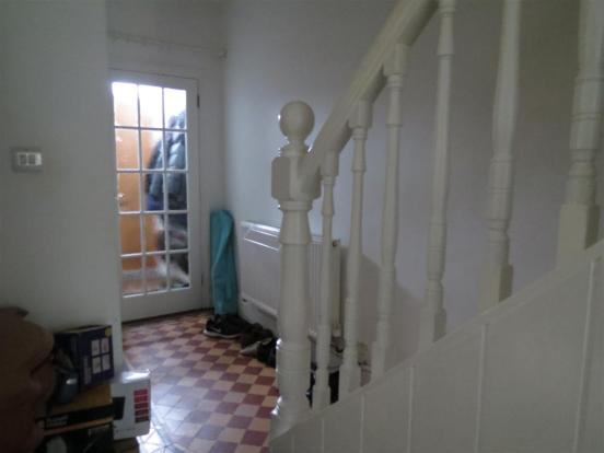 Inner Hallway: