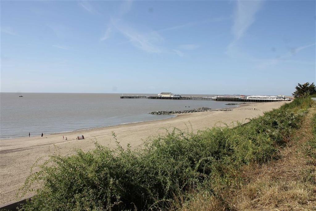 View Of New Beach