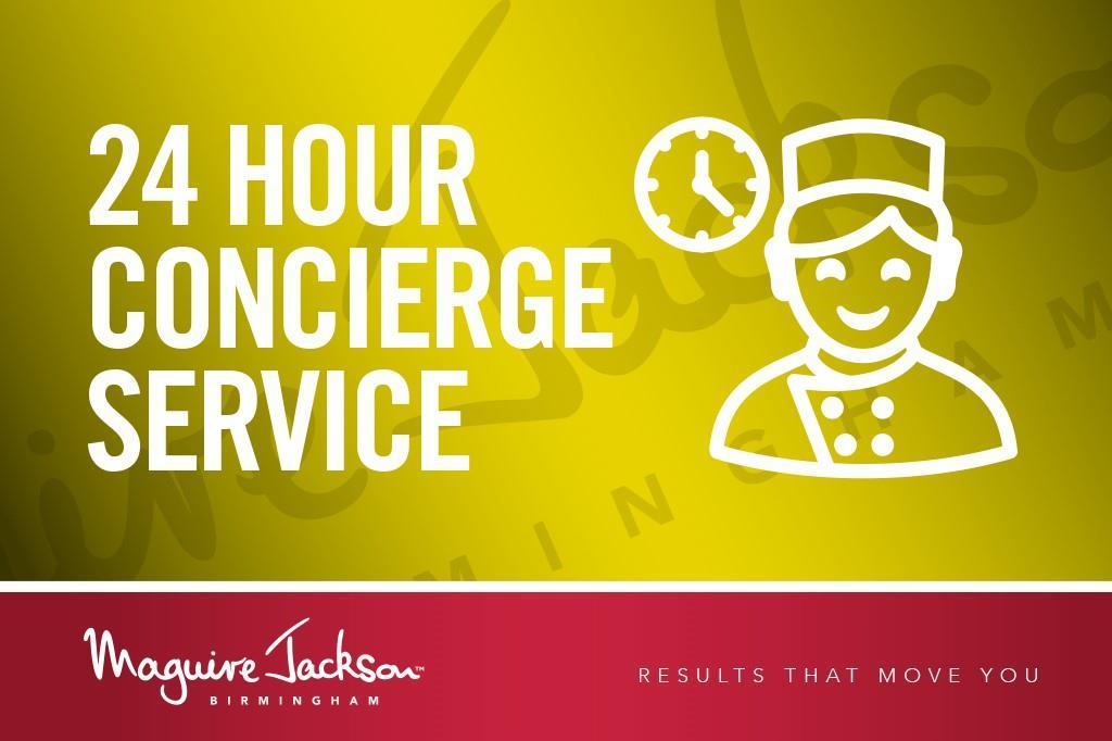 24 Hour Concierge.jp
