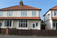3 bedroom semi detached house for sale in Looe Road, Felixstowe...