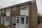 semi detached property in Recreation Close...
