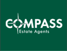 Compass Estate Agents, Louth branch logo