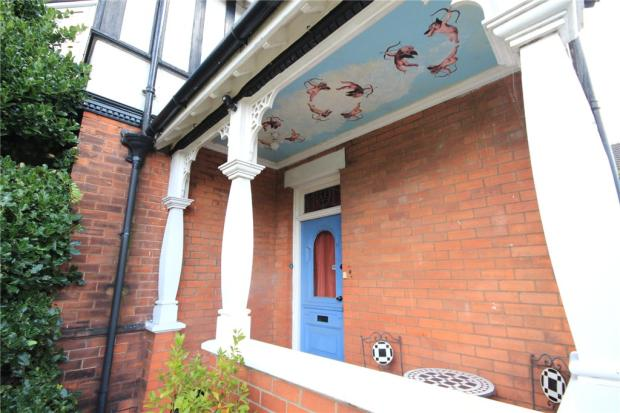 Canopied Porch