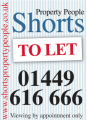 Shorts Property People, Stowmarket