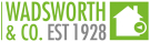 Wadsworth & Co. Est 1928, Walsall branch logo