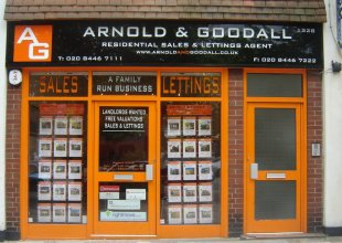 Arnold & Goodall, Whetstonebranch details