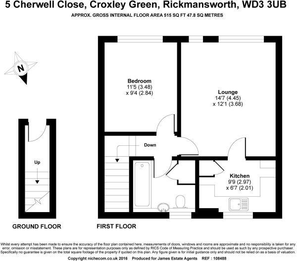 5 Cherwell Close ame