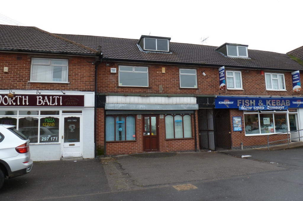 Commercial Property To Let Derby