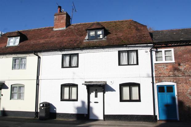 April Cottage-front.