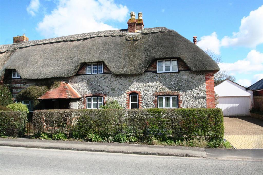 Flint Cottage-front.