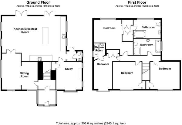 Dial House-all floor