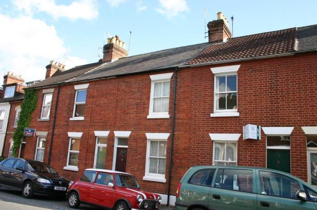 2 bedroom terraced house for sale in park street for 1 park terrace salisbury