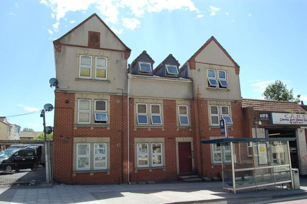 studio flat for sale in church road st george bristol bs5. Black Bedroom Furniture Sets. Home Design Ideas