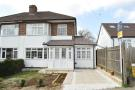 semi detached property for sale in Rochester Road...