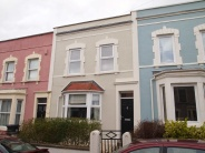 Terraced home for sale in Hill Street, Totterdown...