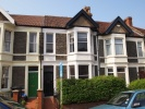Terraced property for sale in Harrowdene Road, Knowle...