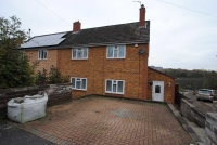 semi detached home for sale in Stottbury Road, Horfield...