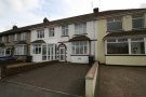Terraced house in Station Road, Filton...