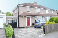3 bedroom semi detached house in Braemar Avenue...