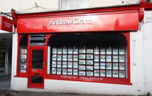 Andrew Grant, Malvernbranch details