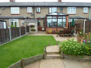 Terraced property for sale in Longsight Avenue...