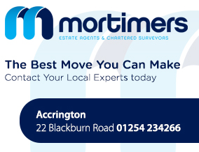 Get brand editions for Mortimers Chartered Surveyors, Great Harwood & Accrington