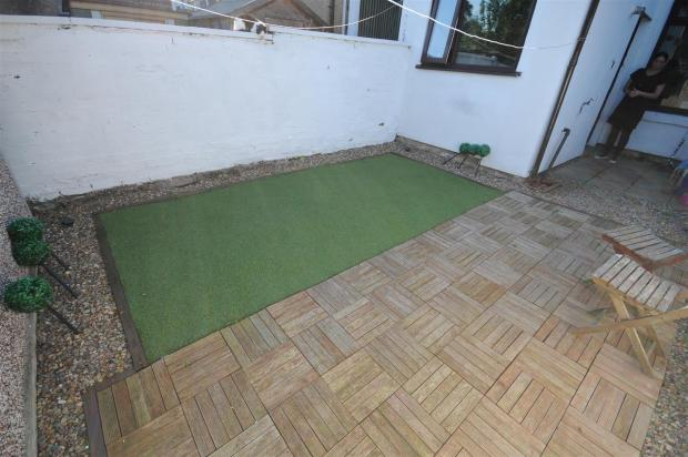 External garden and