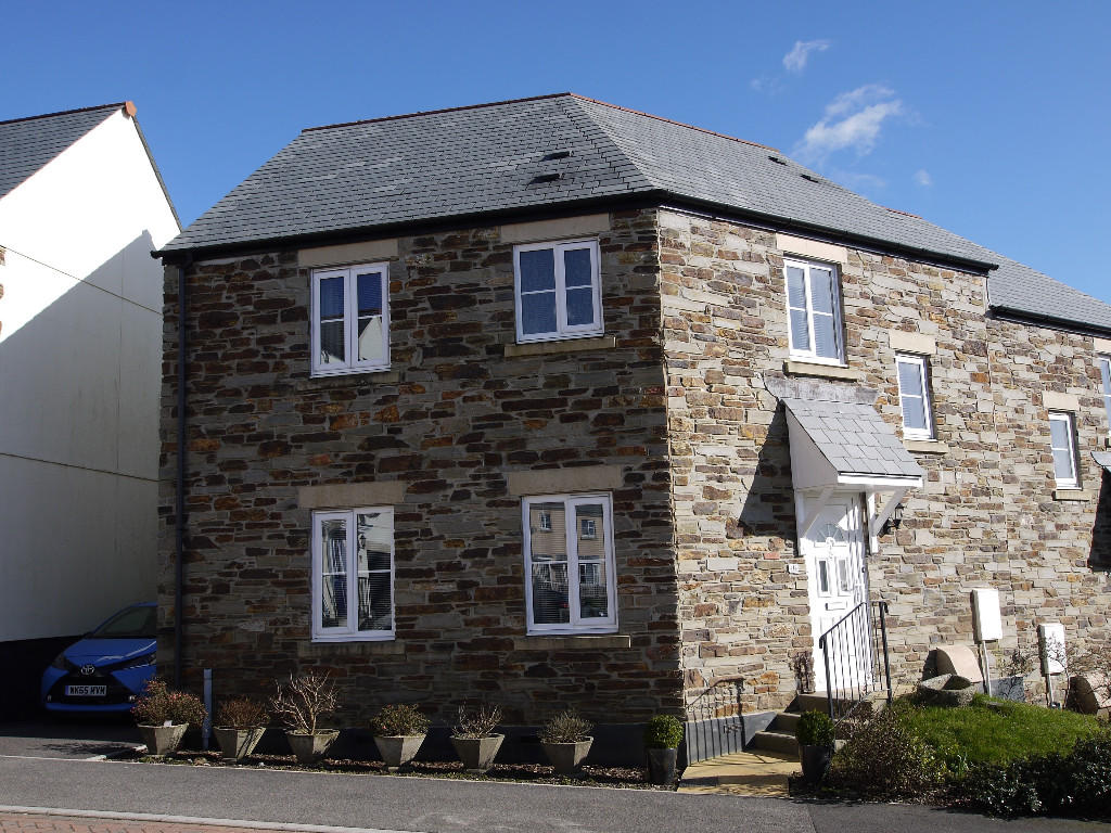 3 bedroom semi detached house for sale in hammer drive st for 10ft x 7ft garage door