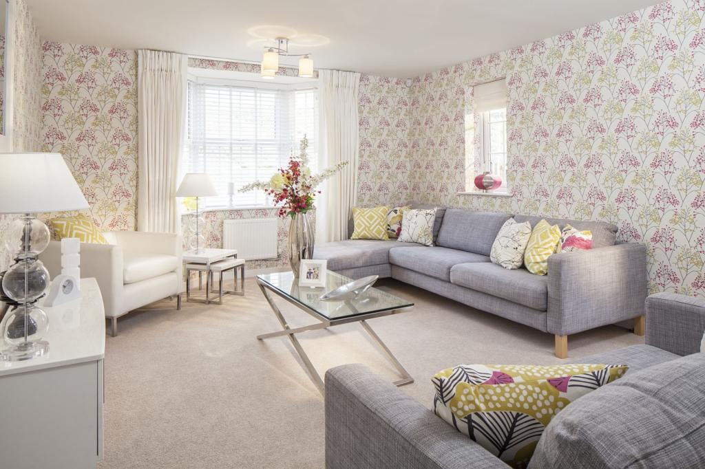 The Drummond sitting room