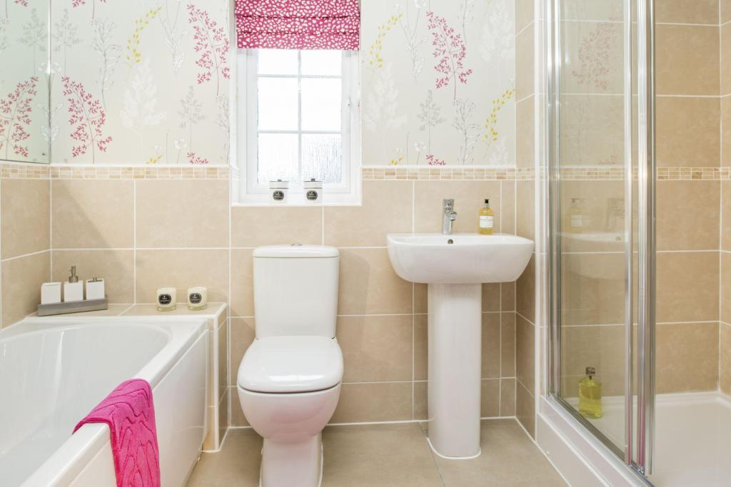 The Drummond bathroom